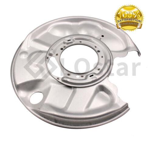 Rear Left Brake Disc Rotor Backing Protection Plate Fits Mercedes W210 Sedan