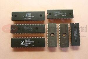 Mixed Kit(6502 or 63C09 or Z80 CPU) + SRAM(62256 or similar) + EPROM ...