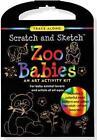 Scratch & Sketch Zoo Babies Trace-Along Kit  : An Art Activity Kit by Peter Pauper Press, Inc (Hardback, 2014)