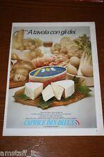 BD11=1972=CAPRICE DES DIEUX=PUBBLICITA'=ADVERTISING=WERBUNG=