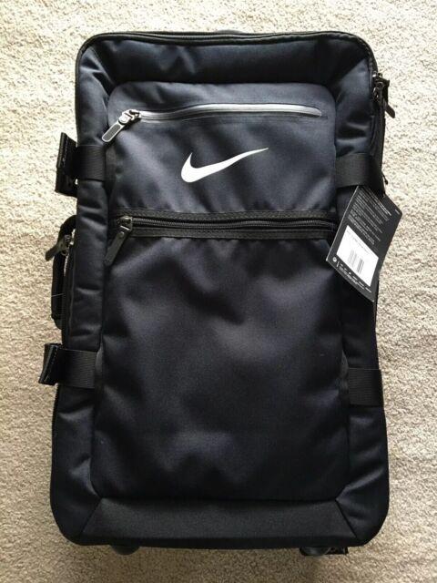 selección mundial de el más baratas elegante en estilo Billabong Commute Roller Suitcase - Black for sale online | eBay