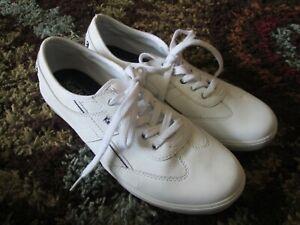 KEDS White Ortholite Craze T Toe Casual Sneakers Sz 8.5 Shoes Women's WH53121