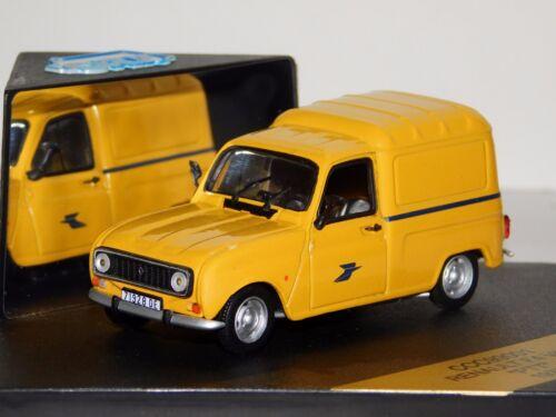 RENAULT F4 VAN PTT 1978 VITESSE CCC99001 1:43