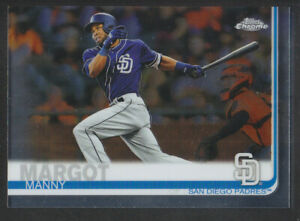 Topps-Chrome-2019-154-Manny-Margot-San-Diego-Padres