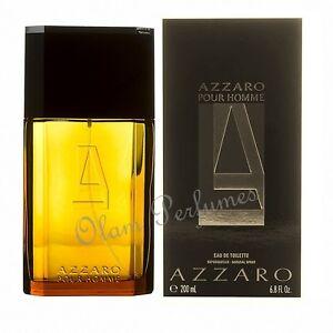 Azzaro Pour Homme Eau de Toilette Spray Men 6.8oz 200ml   New in Box ... 2ee975e7876