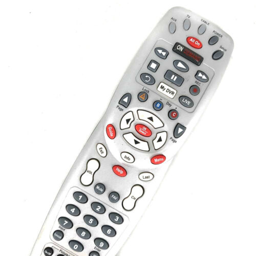 Used For Comcast Cable Box HDTV DVR Remote Control RC1475507//02B RC1475505//02SB