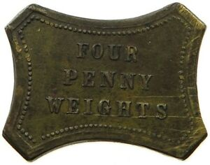 GREAT-BRITAIN-4-PENNY-WEIGHT-COIN-WEIGHT-p49-163