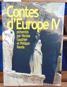Gauthier Contes d'Europe IV...