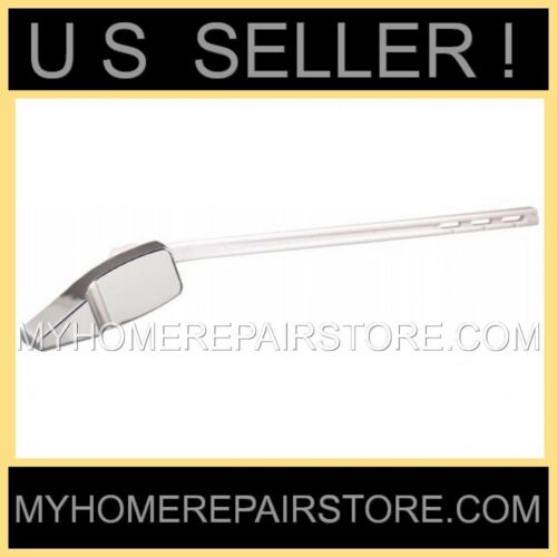 FAST FREE S/&H UNIVERSAL CHROME HANDLE FLUSH LEVER 4 MOST MANSFIELD TOILET TANKS