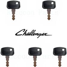 5 Challenger Compact Tractor Ignition Keys 4267379m1 Mt225b Mt255b 68920 Kubota