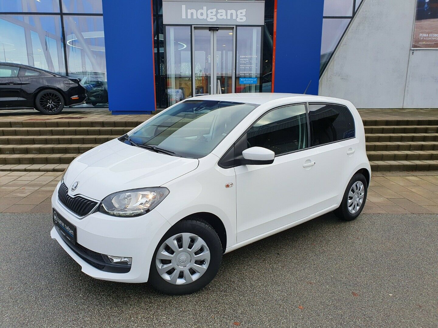 Skoda Citigo 1,0 60 Family GreenTec