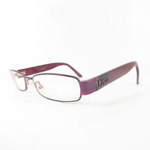 Christian-Dior-CD3682-Full-Rim-E8951-Used-Eyeglasses-Frames-Eyewear