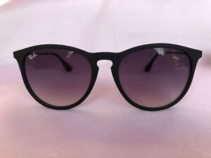 471ca1dd07b9d New Ray Ban RB4171 ERIKA Sunglasses 54mm Brown Grey Gradient Made In ...