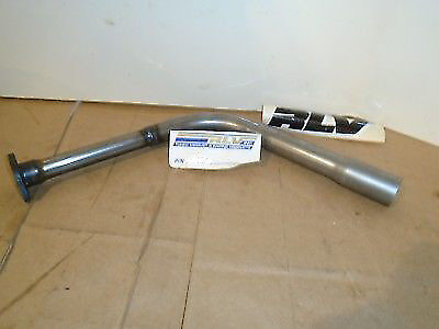 RLV Curved Exhaust Pipe 5452C for Briggs Flat Head Go Kart Racing