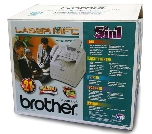 BROTHER MFC 8220 PRINTER DRIVER FOR MAC DOWNLOAD