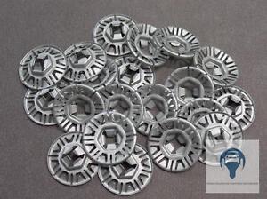 20-metal-rondelle-de-serrage-Clip-de-fixation-pour-Audi-A3-A4-A5-A6-Q5