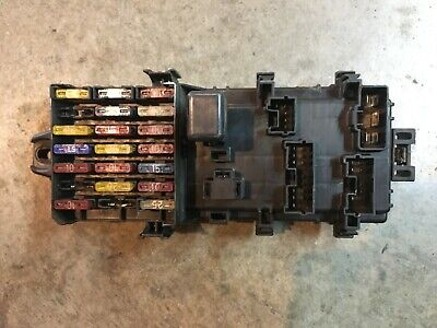 [DIAGRAM_3NM]  94 95 96 1994 MITSUBISHI MIRAGE UNDER DASH FUSE BOX 1.5L AT | eBay | 94 Mitsubishi Mirage Fuse Box |  | eBay