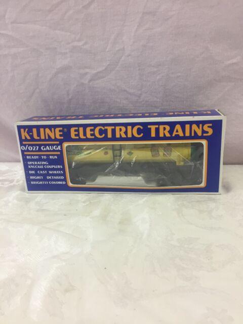 """K-Line 9165 Sunny Delight Tank Car """"O"""" C-7 2011 in Box"""