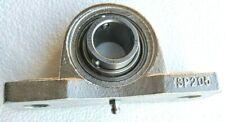 Premium Stainless 1 Salt Spreader Bearing Ucp205 16r3 Zb 3 Lip Seal Zerk Bottom