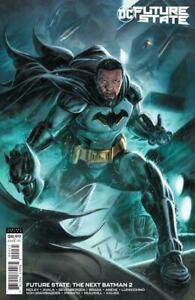 DC Comics Future State The Next Batman 2 - 1st Print (2021) CVR C