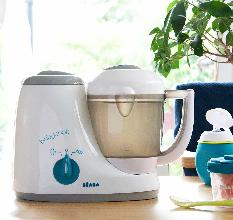 Béaba 912471 - Robot de cocina 4 en 1 Babycook para Bebe...