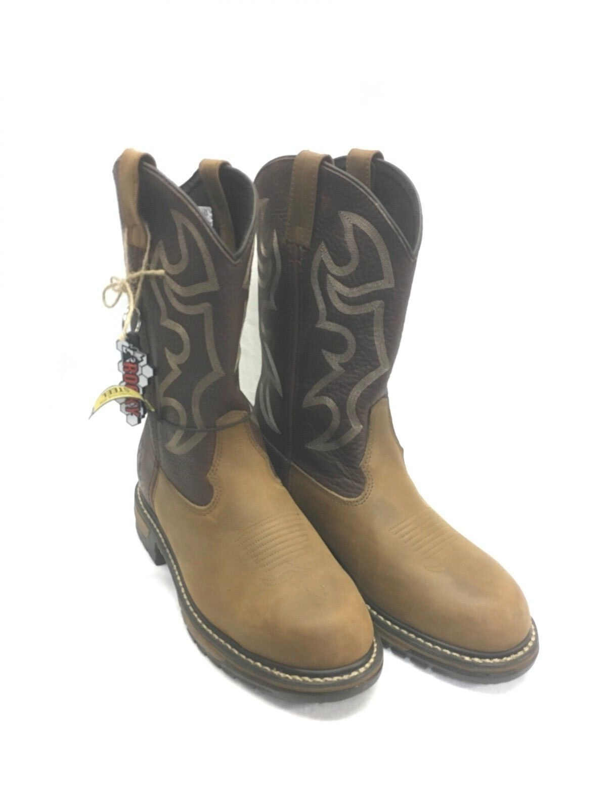 Men's Rocky Work Boots-Branson, Style FQ0002732