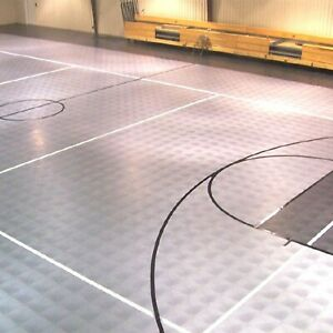 Flooringinc Indoor Sports Court Tiles Tennis Hockey Basketball Court Flooring Ebay