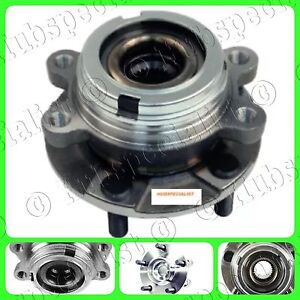Front Wheel Hub Bearing Assembly For 2003-2013 INFINITI FX35 37 RWD ONLY