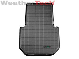 weathertech cargo liner tesla model s front compartment 2013 black ebay. Black Bedroom Furniture Sets. Home Design Ideas