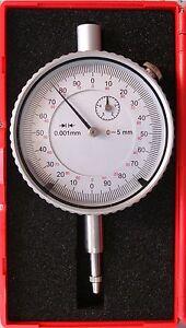 Reloj-comparador-resolucion-1-1000mm-Hub-5-mm-exactitud-5-m-nuevo-emb