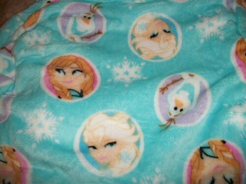 NWT DISNEY FROZEN ANNA ELSA OLAF BATH ROBE GIRLS PAJAMAS SZ S 6 6X M 7 8 L 10 12