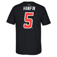 Carolina Hurricanes NHL Reebok Player Name   Number Premier Jersey T-Shirt  Men s 1253bd3fc
