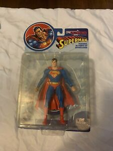 DC-DIRECT-SERIES-1-Reactivated-Superman-Action-Figure-MAN-OF-STEEL-RARE