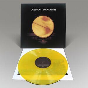 Coldplay-Parachutes-Transparent-Yellow-Vinyl-20th-Anniversary-Presale