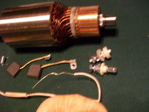 Delco Generator Field Coil Armature Kit 12 Volt Oldsmobile Buick Cadillac