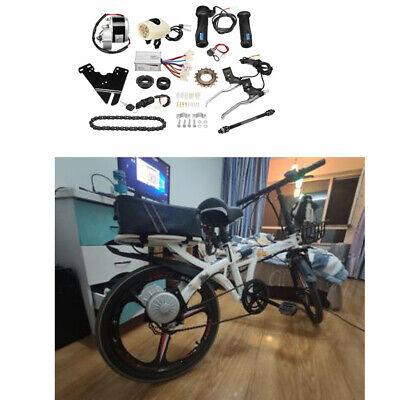 250W 24V Kit di Conversione Bici Elettrica Refit Motore Controller Per 22 28'' | eBay