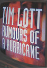 Rumours of a Hurricane by Tim Lott (Hardback, 2002)