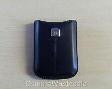 Genuine Original Blackberry Curve 8900 Leather Pocket ACC-19862-204 - NEW