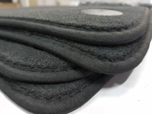 Nuevo tapices para mercedes //// w176 a-clase negro original calidad y gamuza