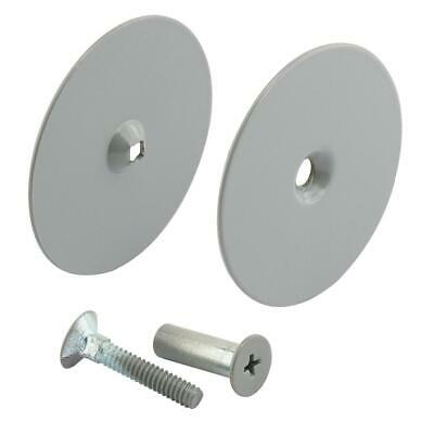 Defender Security U 9515 Door Hole Cover Plate Maintain ...