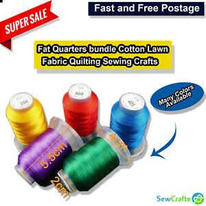 Sewing-Machine-Polyester-Industrial-Overlocking-Thread-5000M-Yard-Multi-Colour