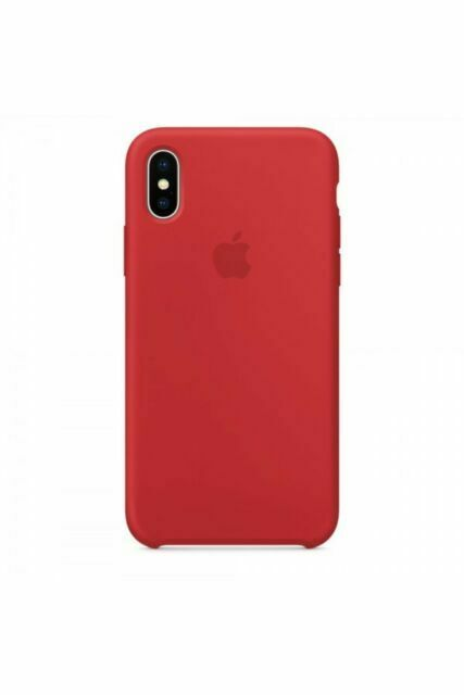 custodia in silicone per iphone x