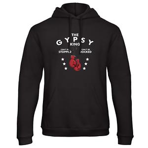 Tyson Fury T-Shirt Gyspy King T-Shirt Heavyweight Boxing MMA UFC Unisex Tee Top