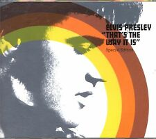 As New! Elvis Presley: That's the Way It Is Special Edition (3 CD Box Set, 2001)