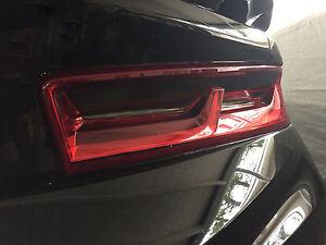 2016 2017 Camaro 16c T Tail Light Tint Smoke Vinyl