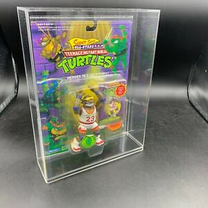 TMNT Slam Dunkin' Don in White #23 Jersey New Wal-Mart Exclusive