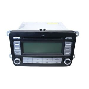 VW-Golf-MK5-RCD-300-Mp3-CD-Player-1K0-035-186-AD-without-code-2004-to-2009
