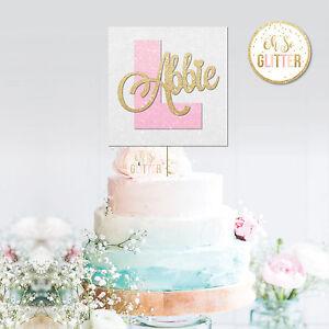 Image is loading L-Plate-Glitter-Cake-Topper-Hen-party-Passed-  sc 1 st  eBay & L Plate Glitter Cake Topper Hen partyPassed test Bridal Shower ...