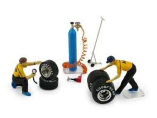 MECHANICS AND TOOL ACCESSORY SET in 1:43 scale by Brumm
