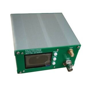 FA-2-1Hz-6GHz-Frequency-Counter-Kit-Frequency-Meter-Statistical-11-bits-second
